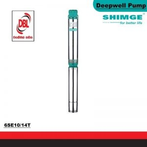 SUBMERSIBLE PUMP FOR DEEP WELL – 6SE10/14T