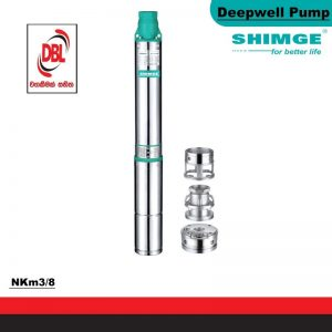SUBMERSIBLE PUMP FOR DEEP WELL – NKm3/8