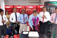 DBL group showroom opening