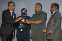 Received awards for silver Sponser