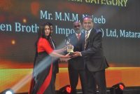 Sri Lankan entrepreneur of the year 2015
