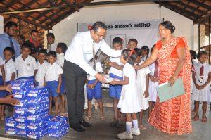 DBL helping hand to school children ( 2nd Step)