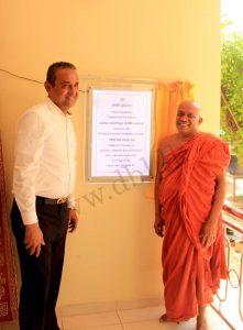 Opening Ceremony Jayasumanarama temple Sangawasaya
