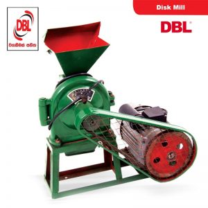 DBL DISK MILL