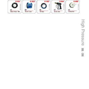 High Pressure Spare Parts