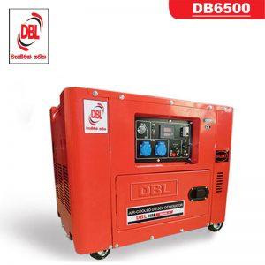 DB6500 – DIESEL GENERATOR