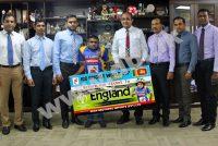 sponsorship Brand Ambassador of DBL group