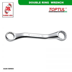 DOUBLE RING WRENCH AAAK SERIES