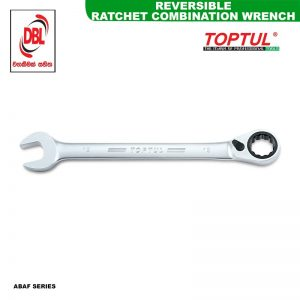 REVERSIBLE RATCHET COMBINATION WRENCH ABAF SERIES